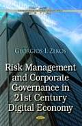 Risk Management and Corporate Governance in 21ST Century Digital Economy