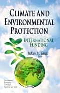 Climate and Environmental Protection
