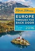 Rick Steves Europe Through the Back Door: The Travel Skills Handbook (Rick Steves)