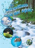El Maravilloso Ciclo del Agua = The Wonderful Water Cycle (Mi Biblioteca de Ciencias)