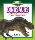 Dinosaurs: Walk in the Footsteps of the World's Largest Lizards (Fact Atlas)