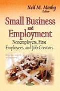 Small Business and Employment