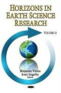 Horizons in Earth Science Researchvolume 11