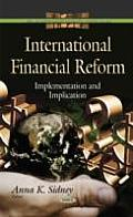 International Financial Reform