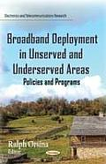 Broadband Deployment in Unserved and Underserved Areas