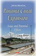 Panama Canal Expansion: Issues and Potential Effects