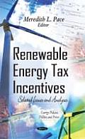 Renewable Energy Tax Incentives