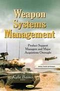 Weapon Systems Management