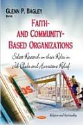Faith- and Community-based Organizations: Select Research on Their Roles in Job Clubs and Hurricane Relief