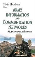 Army Information and Communication Networks