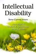 Intellectual Disability: Some Current Issues