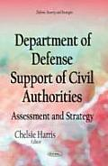 Department of Defense Support of Civil Authorities: Assessment and Strategy
