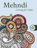 Mehndi: Coloring for Artists