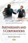 Partnerships and S Corporations