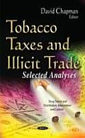 Tobacco Taxes and Illicit Trade