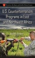 U.S. Counterterrorism Programs in East and Northwest Africa