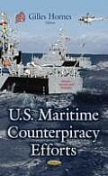 U.S. Maritime Counterpiracy Efforts