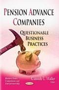 Pension Advance Companies