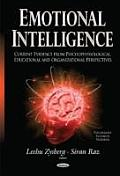 Emotional Intelligence: Current Evidence From Psychophysiological, Educational and Organizational Perspectives
