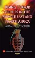 Rising Terror Groups in the Middle East and North Africa