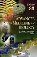 Advances in Medicine and Biologyvolume 83