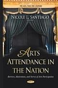 Arts Attendance in the Nation: Barriers, Motivations, and Survey of Arts Participation