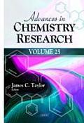 Advances in Chemistry Researchvolume 25