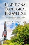 Traditional Ecological Knowledge:...