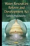 Water Resources Reform and Development ACT