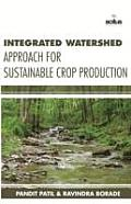 Integrated Watershed Approach for Sustainable Crop Production