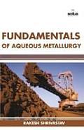 Fundamentals of Aqueous Metallurgy