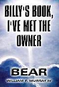 Billy's Book, I've Met the Owner