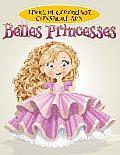 Livre de Coloriage Consacre Aux Belles Princesses