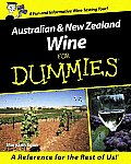 Australian and New Zealand Wine for Dummies