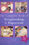 Complete Book of Scrapbooking Cover