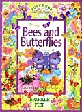 Bees and Butterflies Sparkle Book