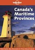 Lonely Planet Canadas Maritime Provinces