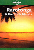 Lonely Planet Rarotonga & The Cook 5th Edition