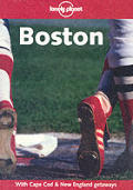Lonely Planet Boston 2ND Edition