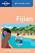 Fijian Phrasebook (Lonely Planet Phrasebook: Fijian)