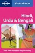 Lonely Planet Hindi Urdu Bengali 3RD Edition