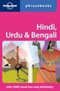 Lonely Planet Hindi Urdu & Bengali Phrasebook