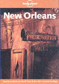 Lonely Planet New Orleans 3RD Edition