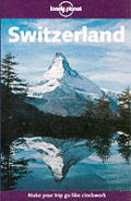 Lonely Planet Switzerland 4TH Edition