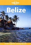 Lonely Planet Belize (Lonely Planet Belize)