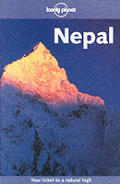 Lonely Planet Nepal 6TH Edition