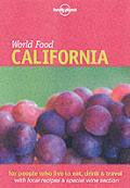 World Food California (Lonely Planet World Food California)