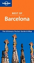 Lonely Planet Best Of Barcelona 2nd Edition