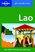 Lao Phrasebook (Lonely Planet Phrasebook: Lao)
