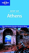 Lonely Planet Best of Athens 2ND Edition